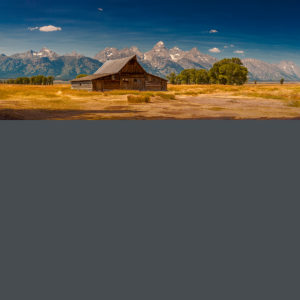 Moulton Barn – Grand Tetons